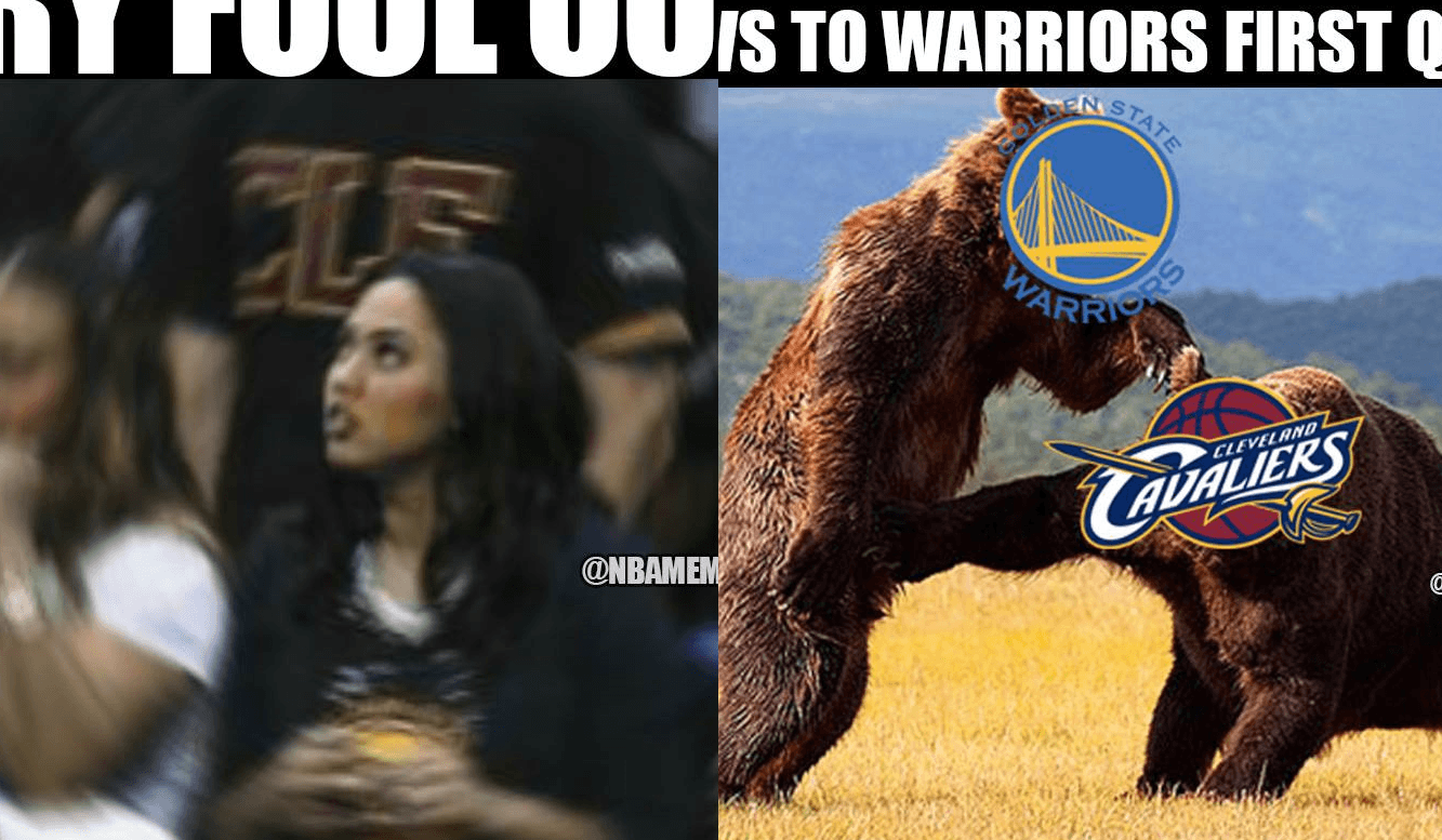 Gsw Vs Cavs