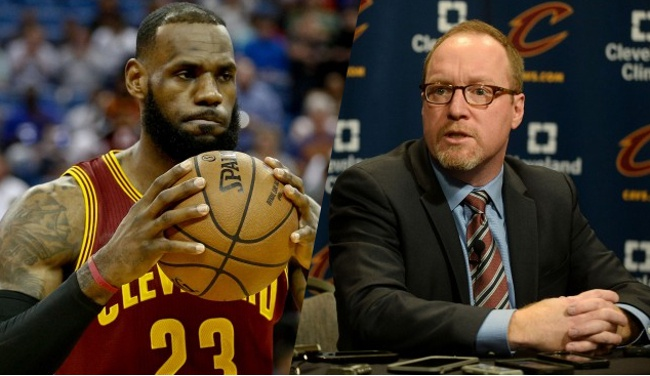 Does he stay or does he go; The David Griffin Conundrum