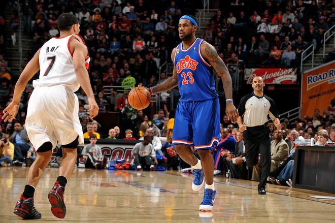 King's Threads: Top 5 LeBron James Cavs Jerseys