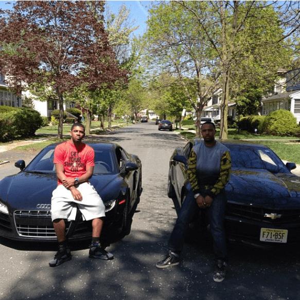 Kyrie Black Audi