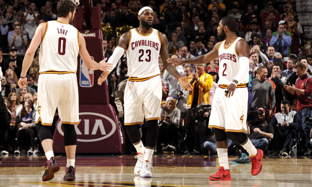 7 Reasons Why The Cleveland Cavaliers Will Be The 2016 NBA ...