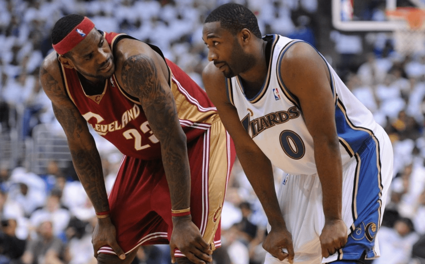 Gilbert Arenas Gives Fiery Opinion About LeBron James On Instagram