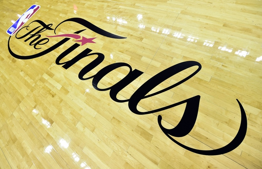 NBA Releases 2016 Finals Schedule