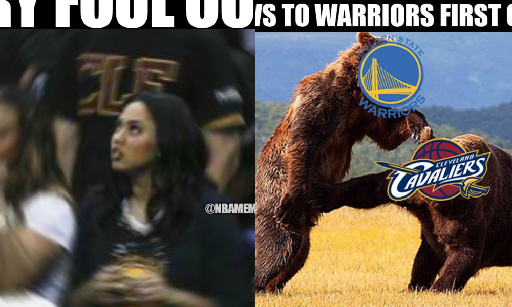 MUST-SEE: The Most Hilarious Memes From Cavs-Warriors Game 6