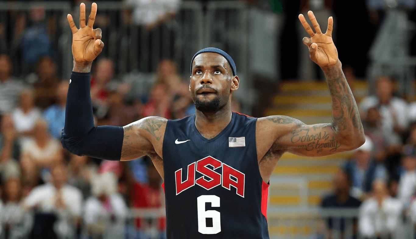 BREAKING: LeBron James Finally Announces His Status Of 2016 Rio Olympics