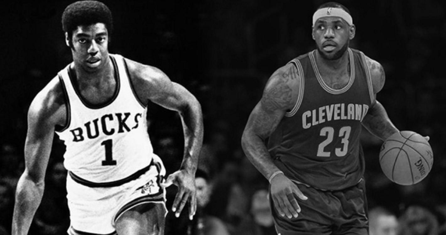 NBA Legend Oscar Robertson Speaks The Greatness LeBron James