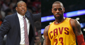 Doc Rivers LeBron James Change