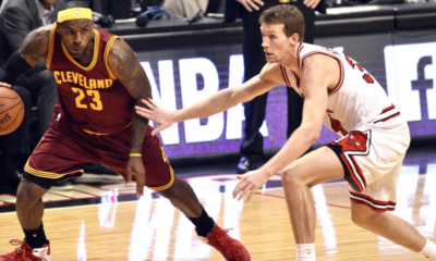 Mike Dunleavy LeBron Cavs Work Ethic