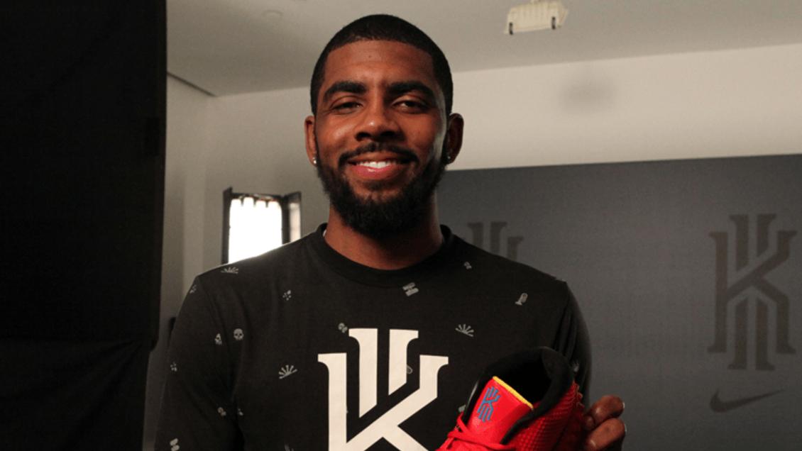 Kyrie Irving Nike 3 Sneak Peek