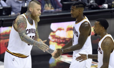 Chris Andersen Torn ACL photo
