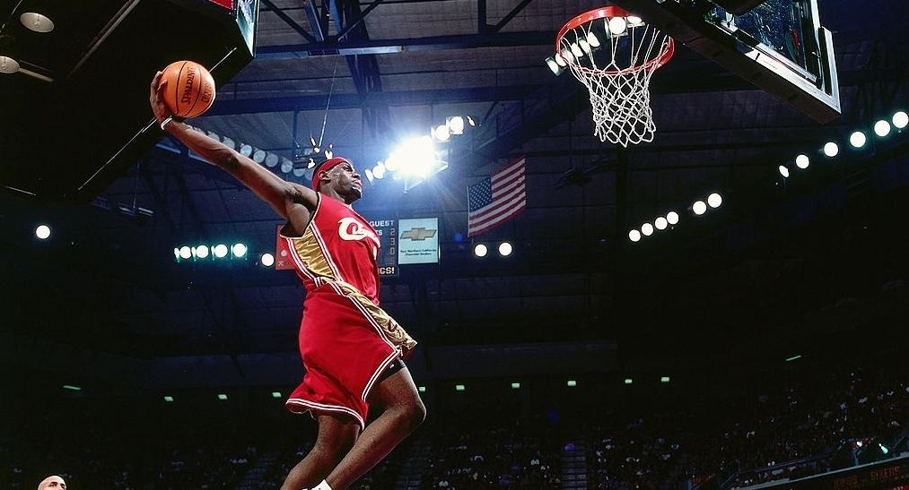 VIDEO: LeBron James announces Nike will