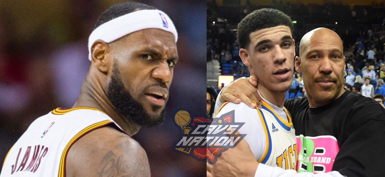 LaVar Ball suggests LeBron James' kids are going to be whack