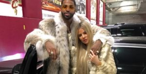 Tristan Thompson Khloe Kardashian proposal hint
