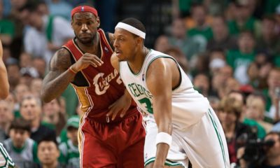 LeBron James Paul Pierce Cavs