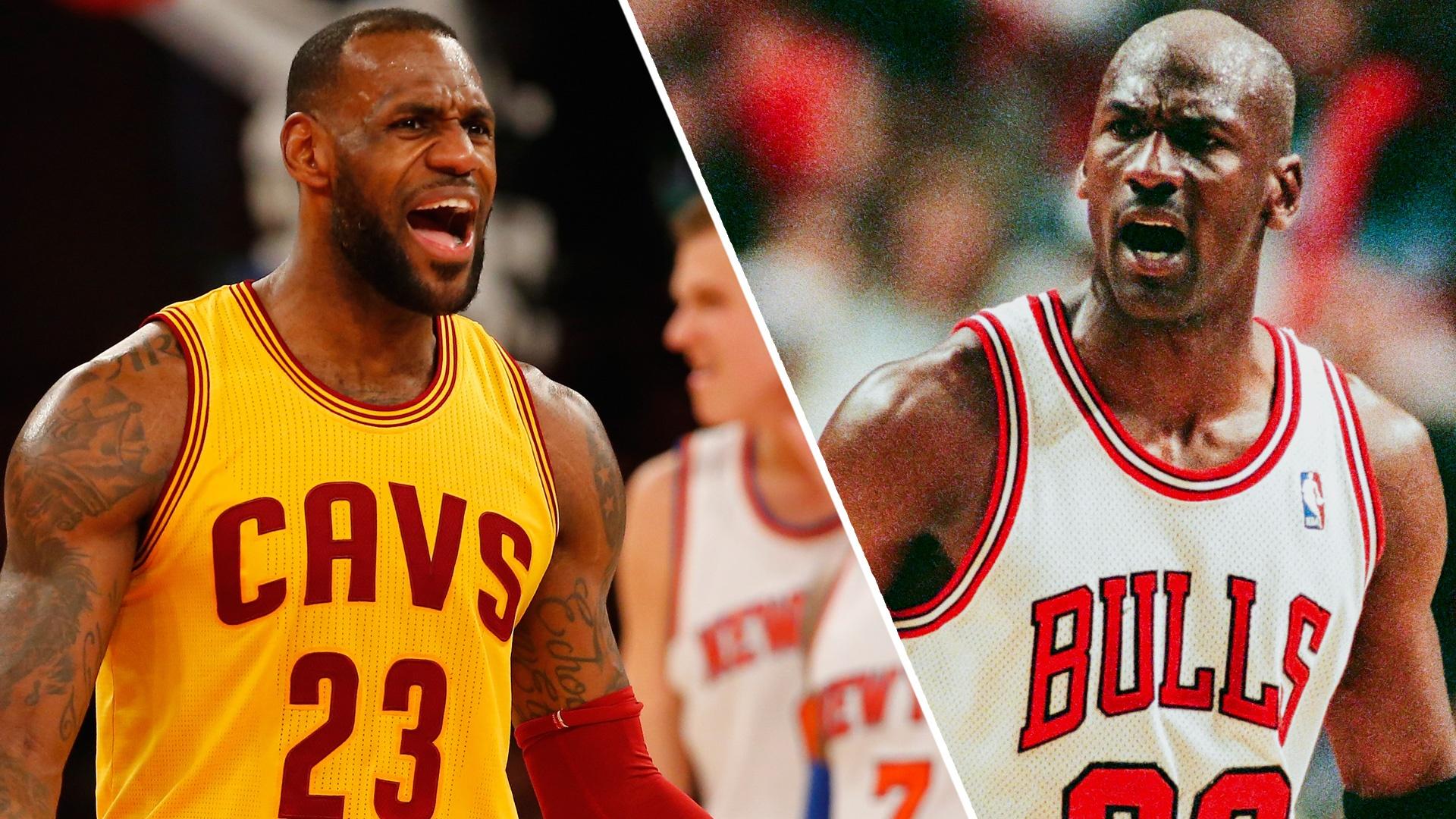 Michael Jordan Stat That LeBron James Broke Against The Toronto Raptors