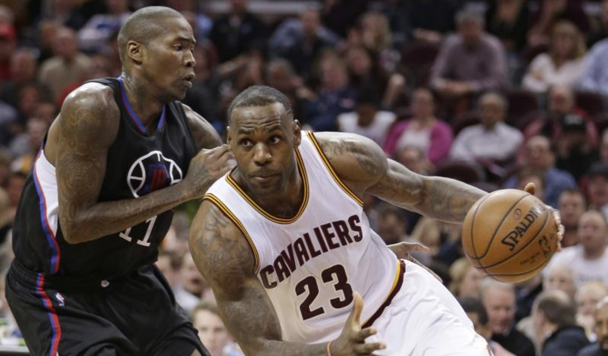 Report Jamal Crawford has spoken with LeBron James about joining Cavs