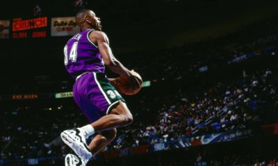 Ray Allen, Slam Dunk Contest