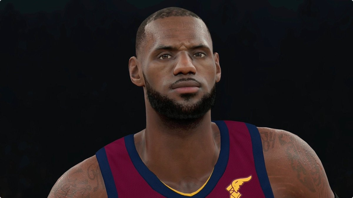 Image result for lebron on 2k