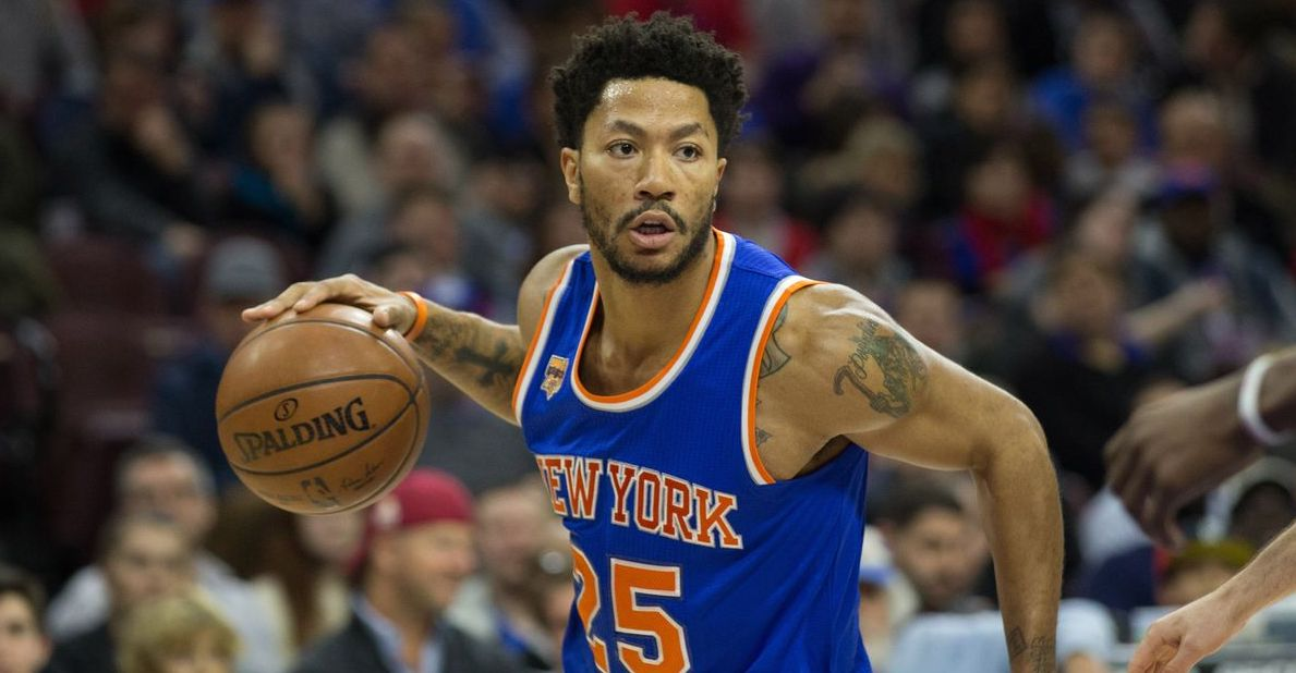 timeless design d7c76 b31e0 Cavs news: Derrick Rose is done with fame, plays only for ...