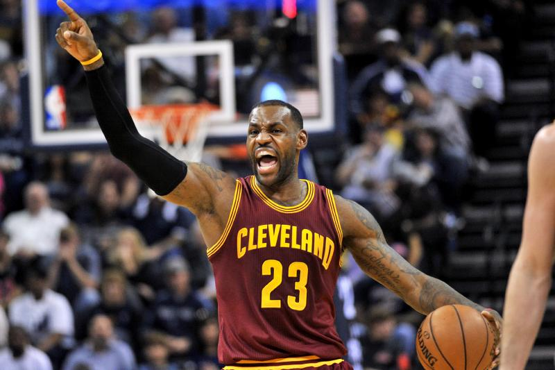 LeBron James says training camp roster