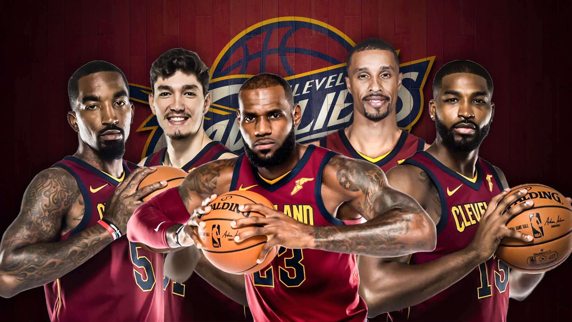 Cavs Trade Six Players, Add Four to Improve Championship Prospects