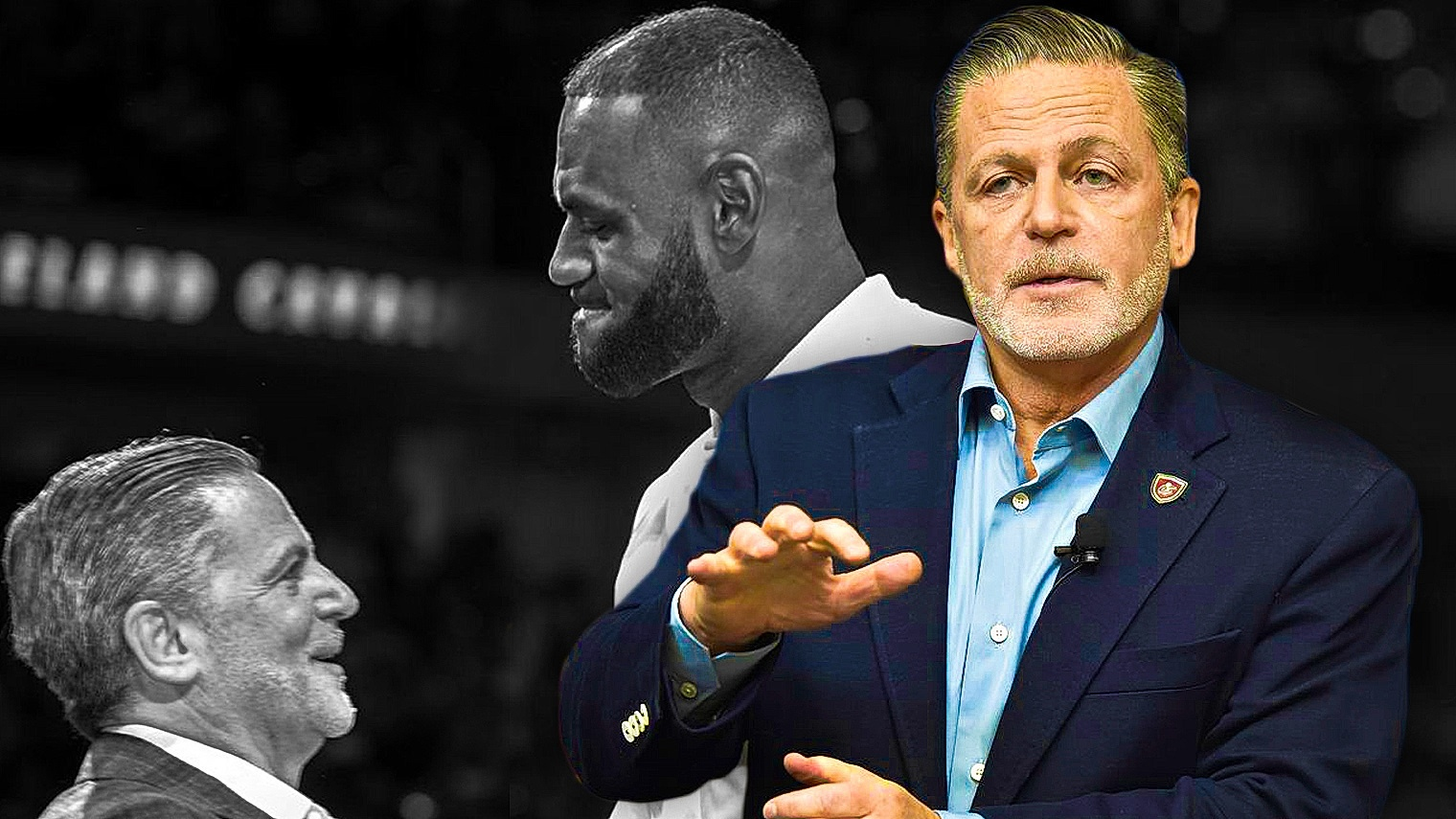 Dan Gilbert, LeBron James