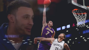 Larry Nance. Jr