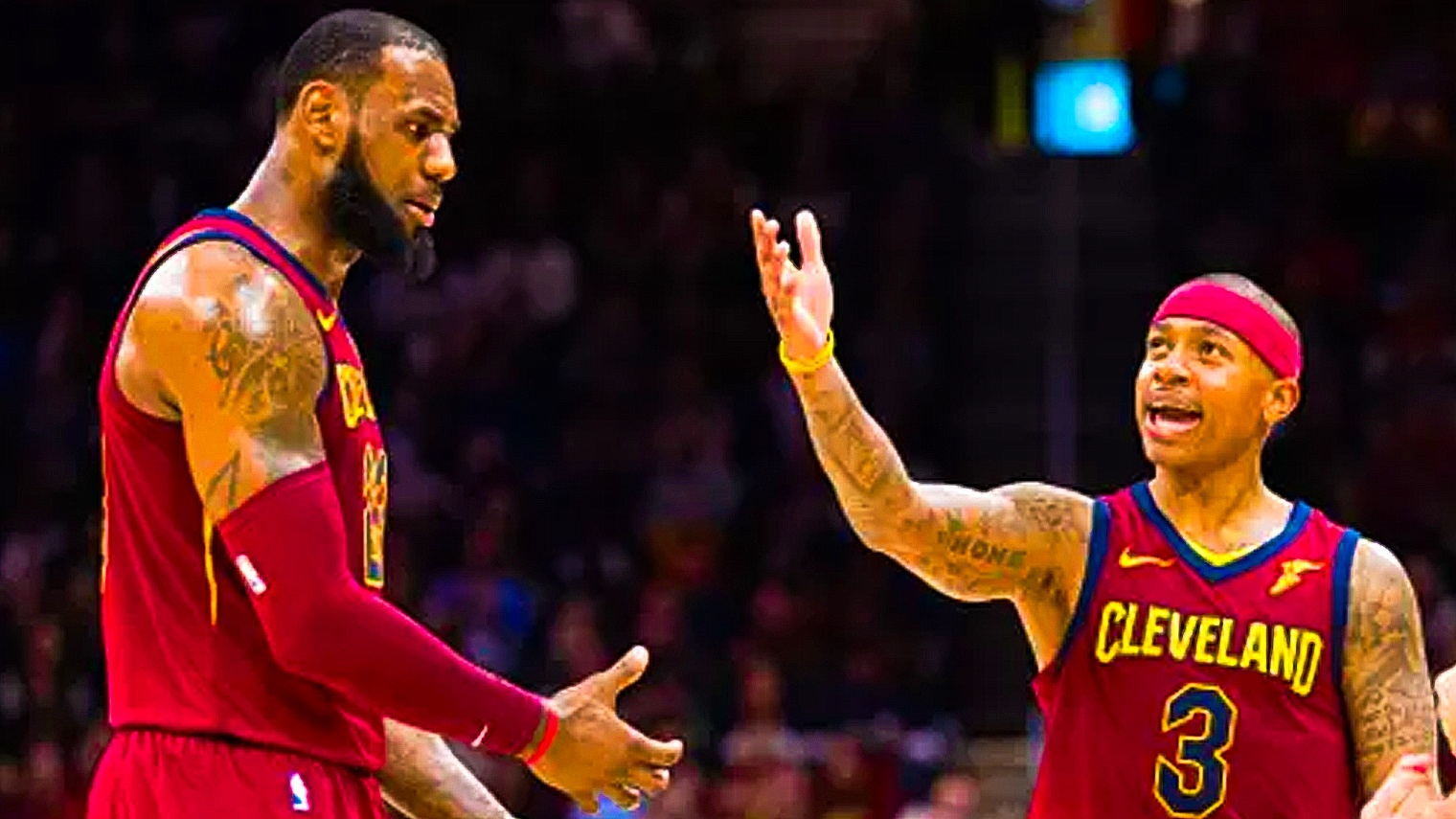 Bickering Cavs blown apart in National Basketball Association