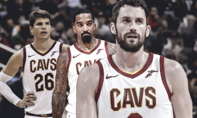 kyle korver, kevin love, jr smith