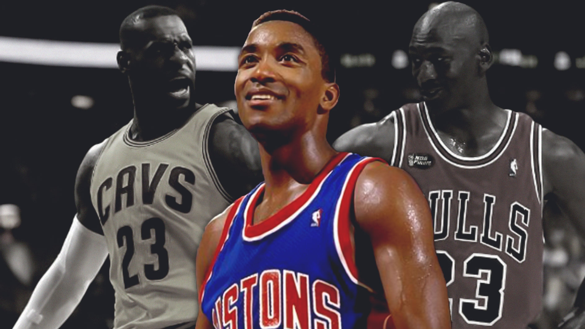 isiah thomas, lebron james, michael jordan
