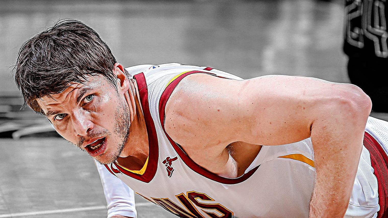 Kyle Korver, Cavaliers