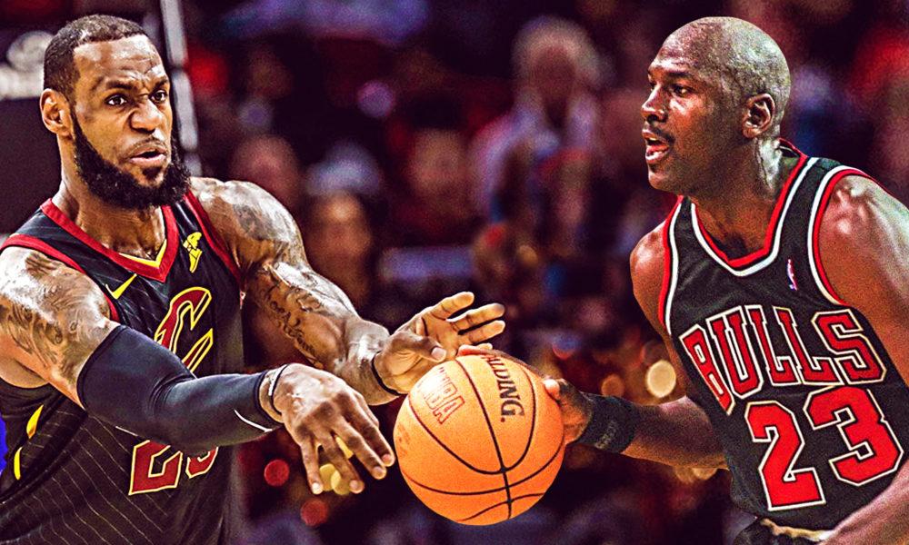 誰會是下一個聯盟第一人?詹皇親自給答案:他比我更有希望追趕喬丹!-黑特籃球-NBA新聞影音圖片分享社區