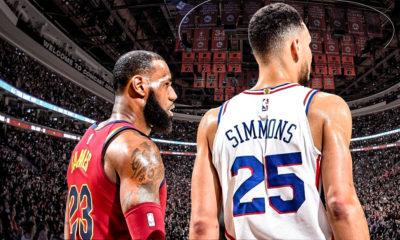 LeBron James, Ben Simmons