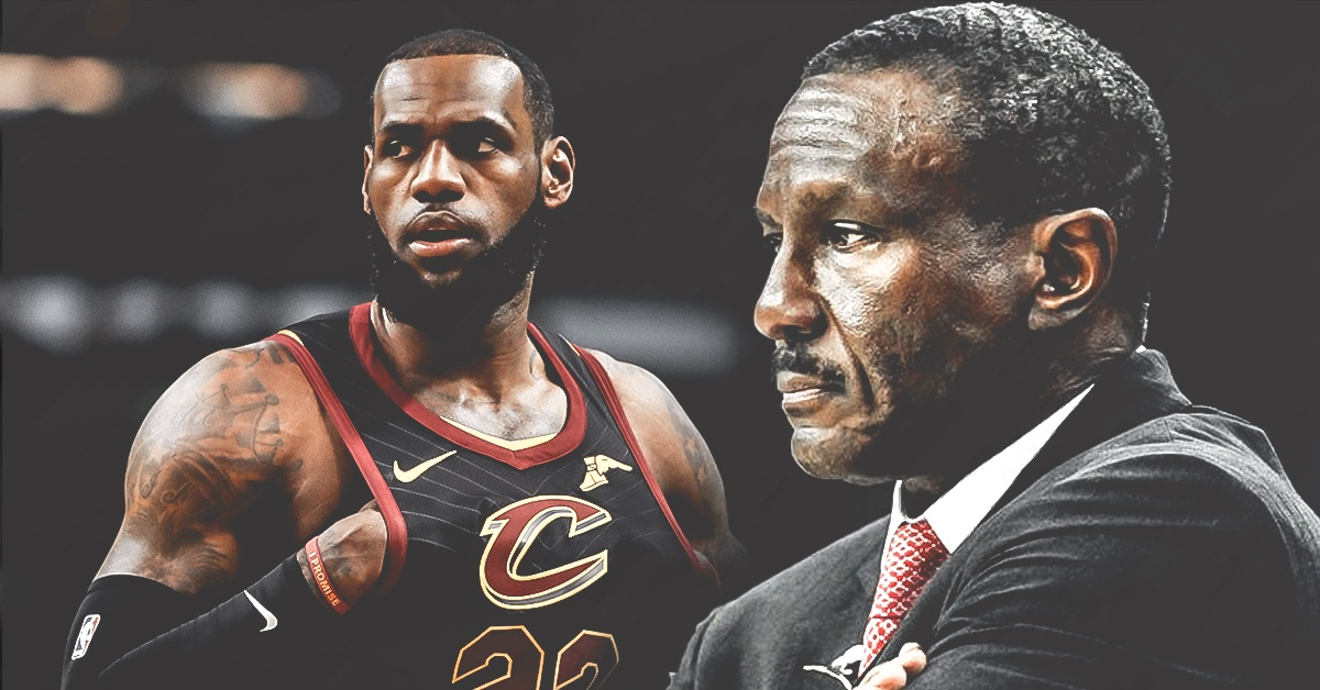 flipboard dwane casey tips his hat to the cavs adds