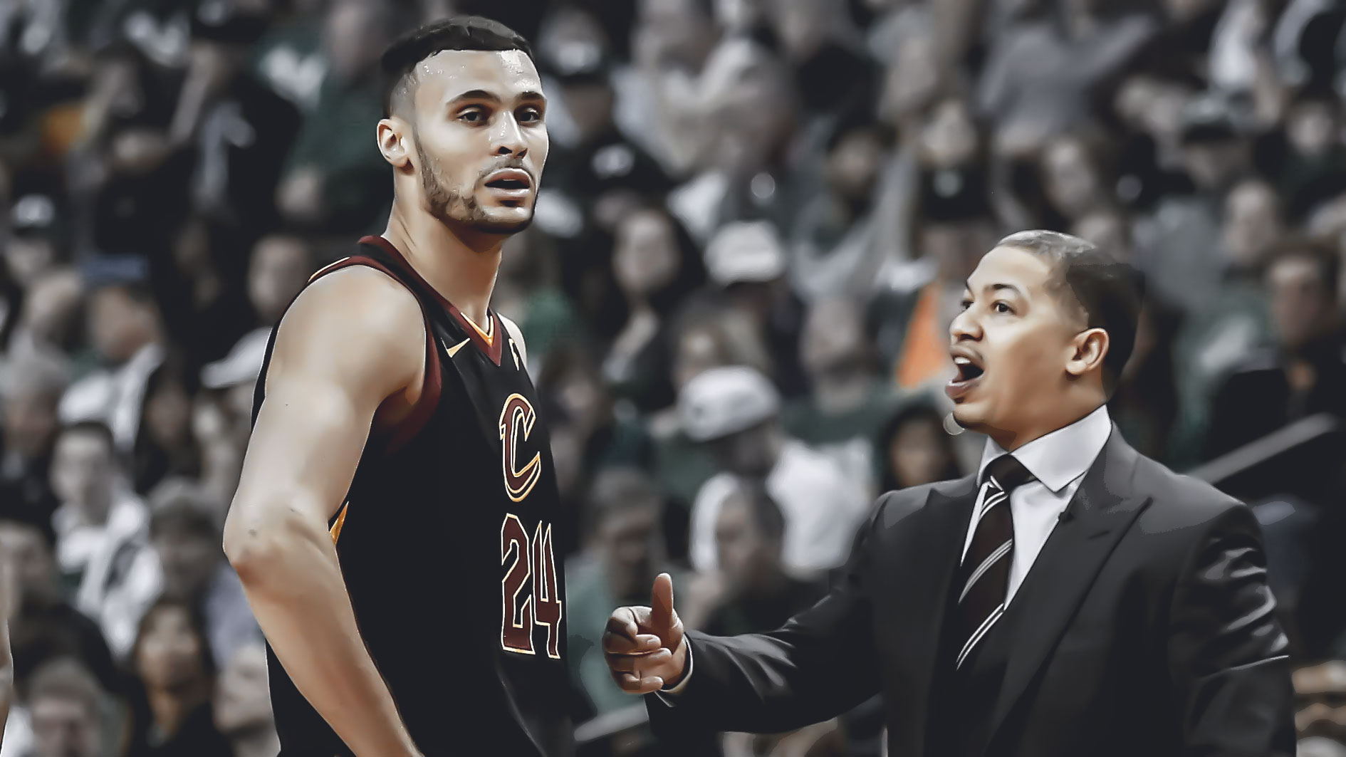Cavs, Larry Nance, Tyronn Lue