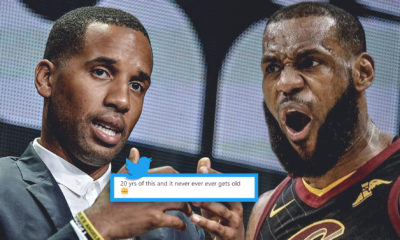 Maverick Carter, LeBron James, Raptors, Cavaliers