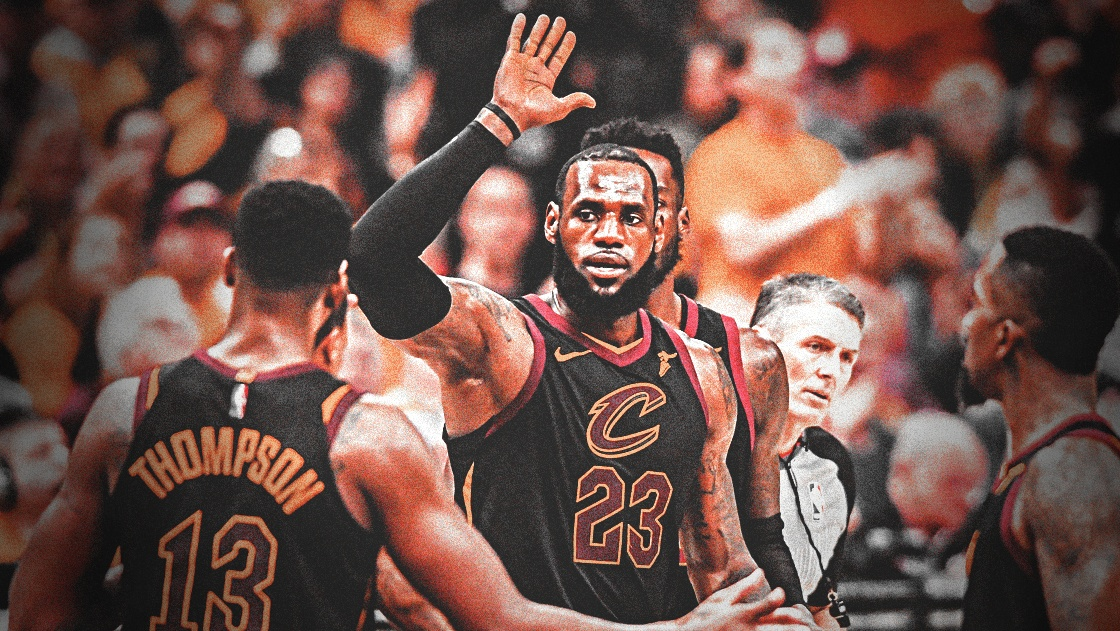 Cavs, Warriors to meet for 4th straight year in finals