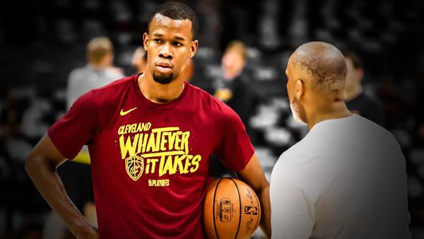 How Cavs Will Address Rodney Hood's Refusal To Play Vs. Raptors