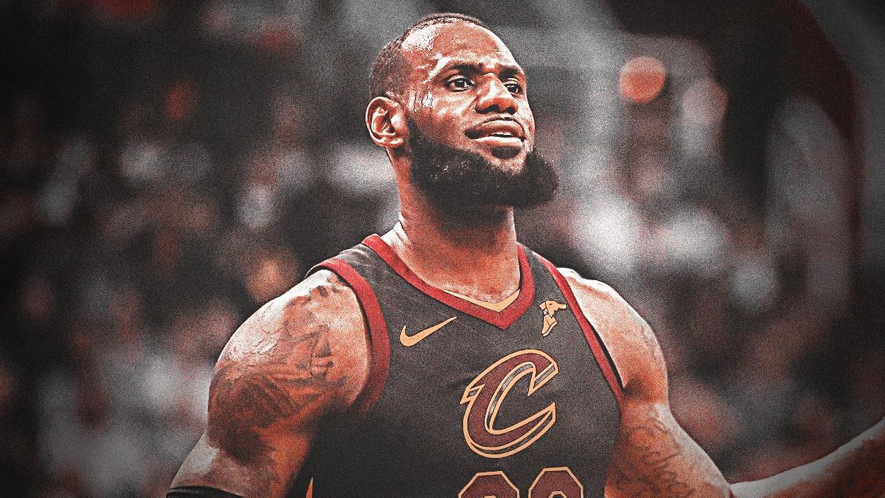 LeBron James, Cavaliers