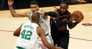 lebron james, al horford