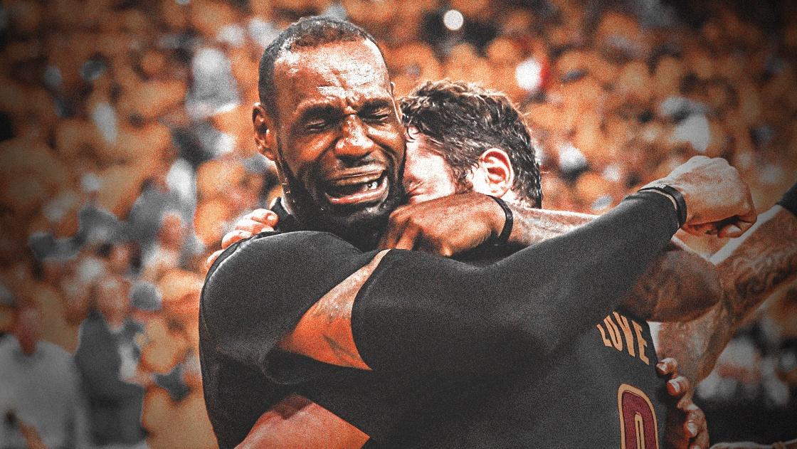 LeBron James, Kevin Love