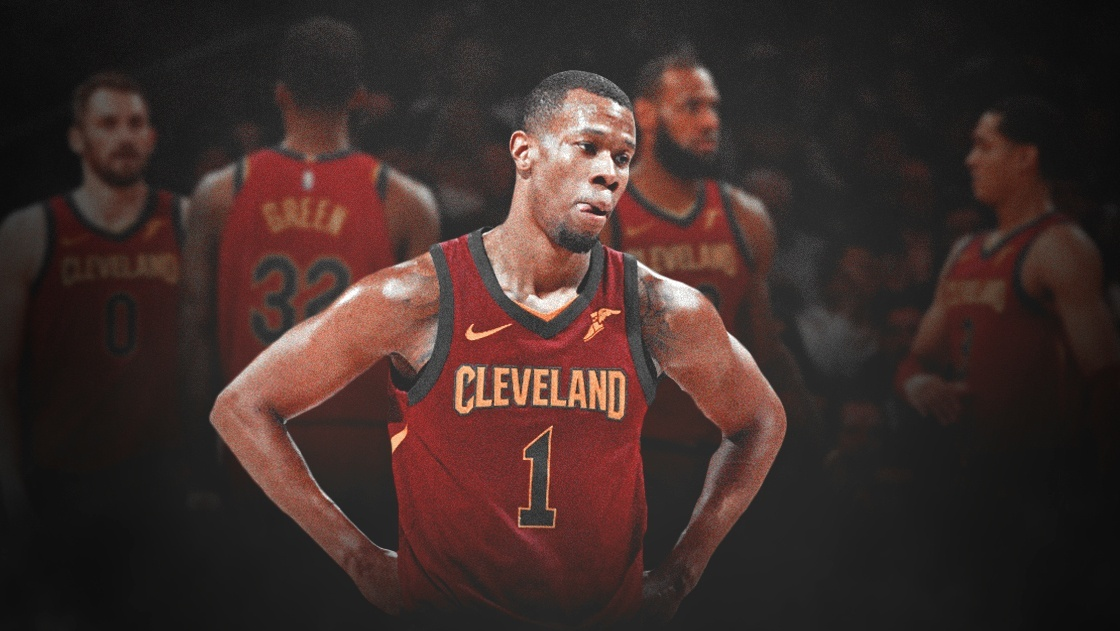Rodney Hood says playing with LeBron James, Cavs has been 'tough'
