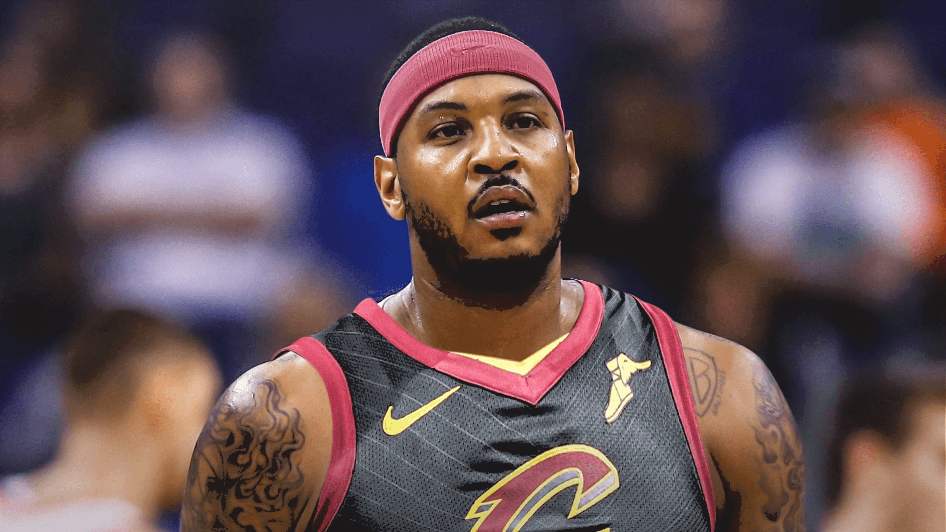 Carmelo Anthony to Rockets? Juicy Summer League sighting blows race wide open