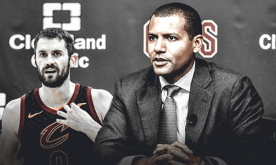 Kevin Love Koby Altman