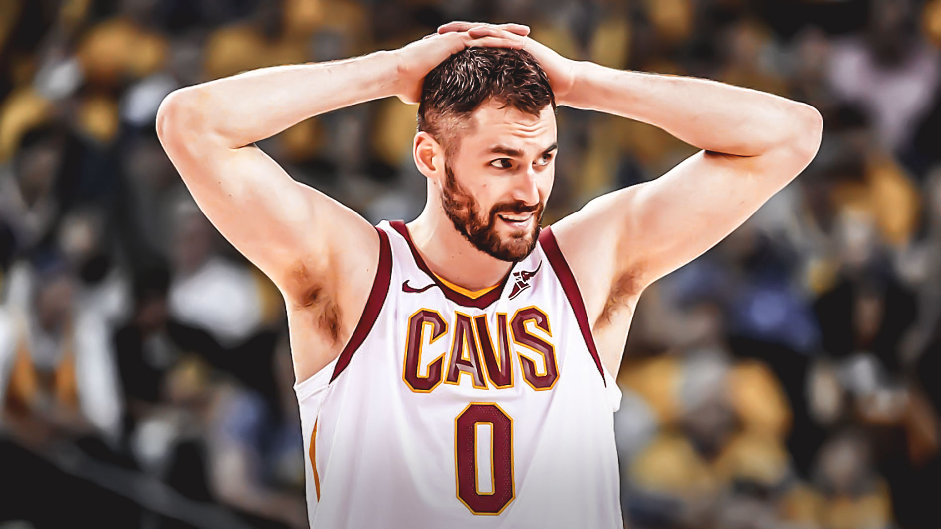 cavs rumor unless huge offer comes kevin love will be in