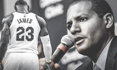 koby altman, lebron james