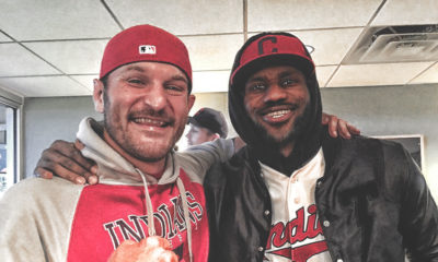 Stipe Miocic, LeBron James