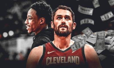 Kevin Love, DeMar DeRozan