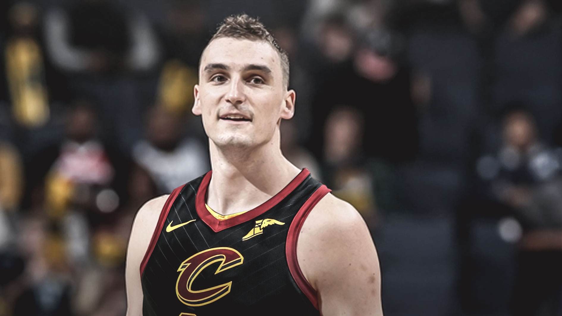 sports shoes 59426 d9f65 Cavs news: Sam Dekker claps back at fan, wants to bet on 1 ...