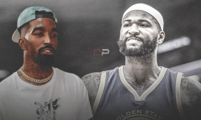 J.R. Smith, DeMarcus Cousins